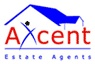 Axcent Estate Agents Logo