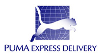 Puma Express Delivery Logo Example