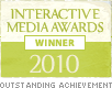 Interactive Media Awards Winner 2010