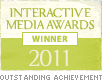 Interactive Media Awards Winner 2011