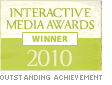 Interactive Media Aware Winner 2010